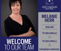 Welcome Melanie Herr